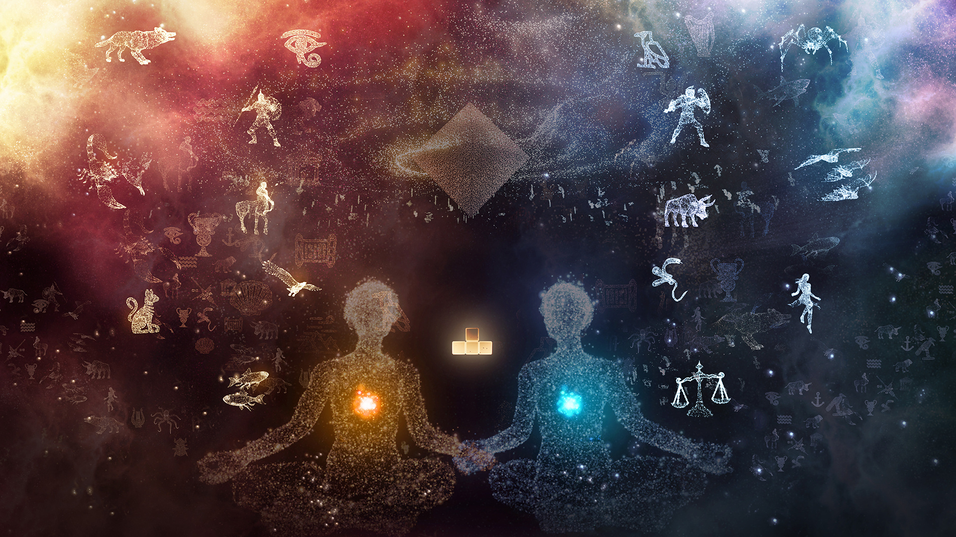Трейлер к выходу Tetris Effect: Connected