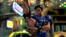 Street Fighter5 разрабатывается на Unreal Engine4