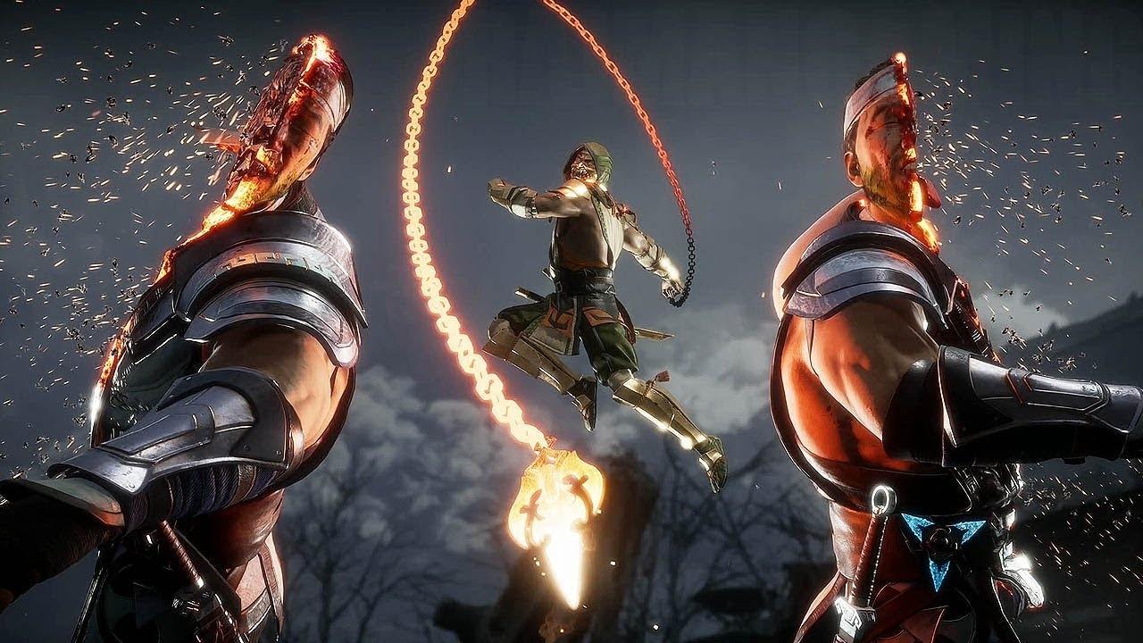 В Mortal Kombat11 скоро начнётся тестирование кроссплея между PS4 и Xbox One