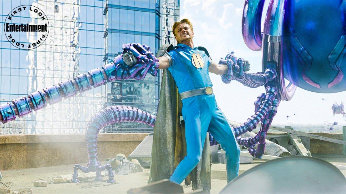Появились первые кадры супергеройского фильма Роберта Родригеса для Netflix