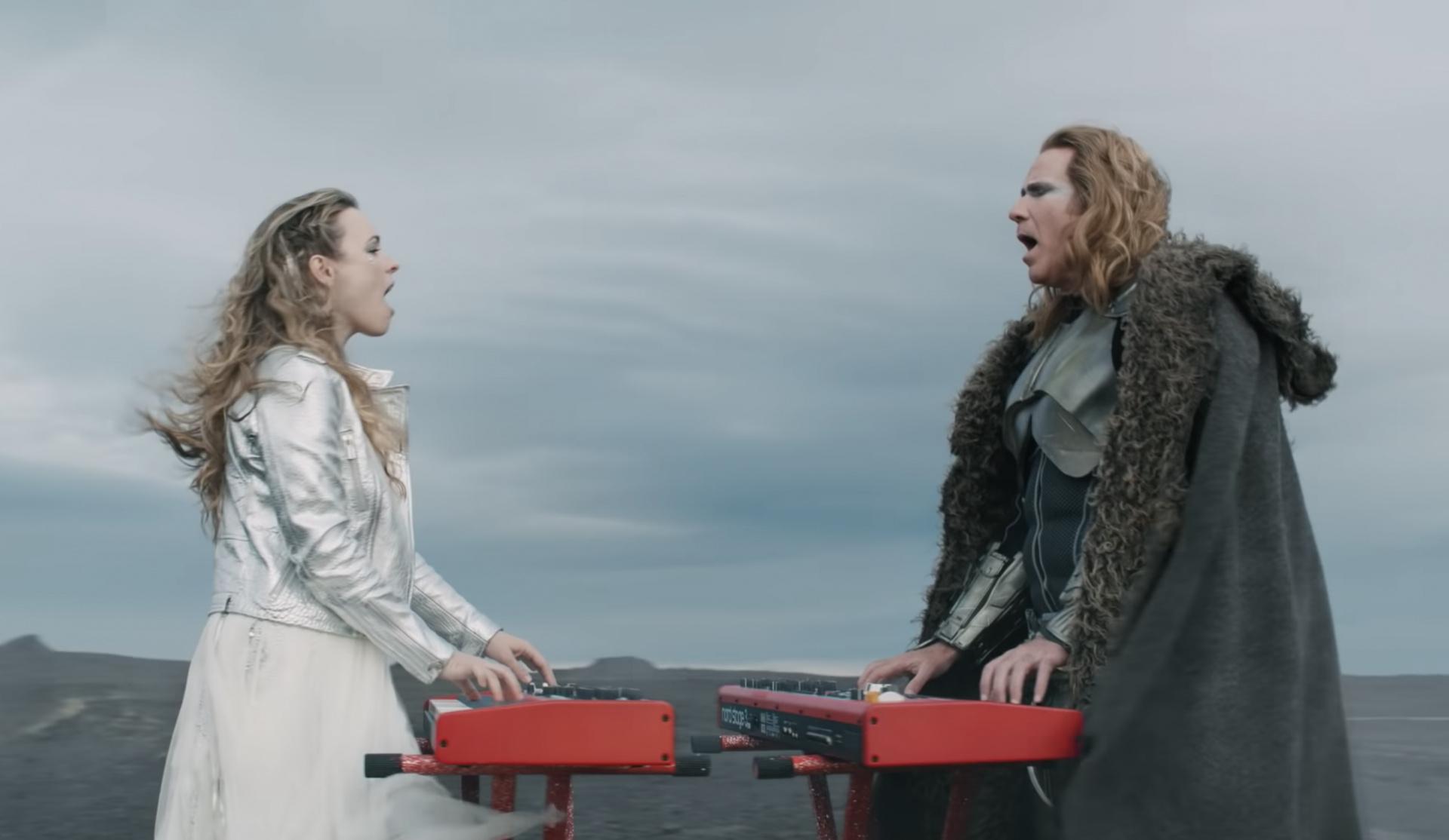 Вышел трейлер новой комедии Netflix о «Евровидении»