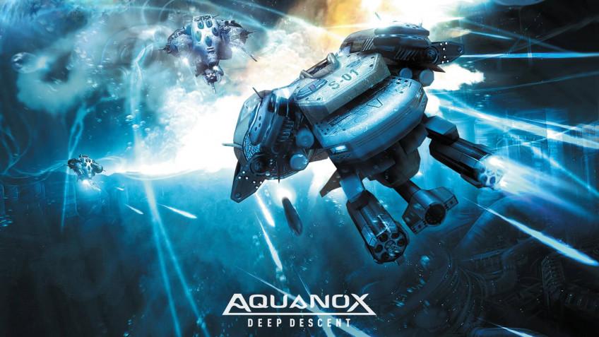 Состоялся релиз подводного шутера Aquanox Deep Descent