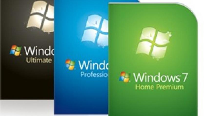 Windows7 продается очень хорошо