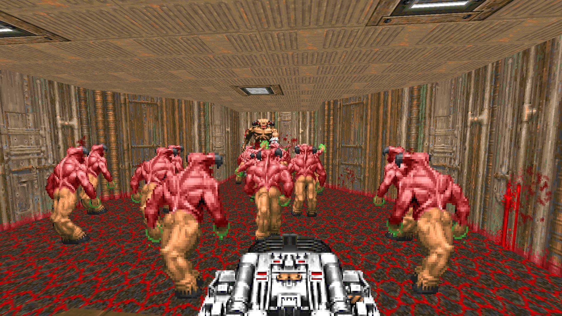 Покупателям Chromebook бесплатно доступны Doom и Doom II
