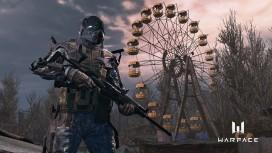 Авторы Warface показали игровую Припять