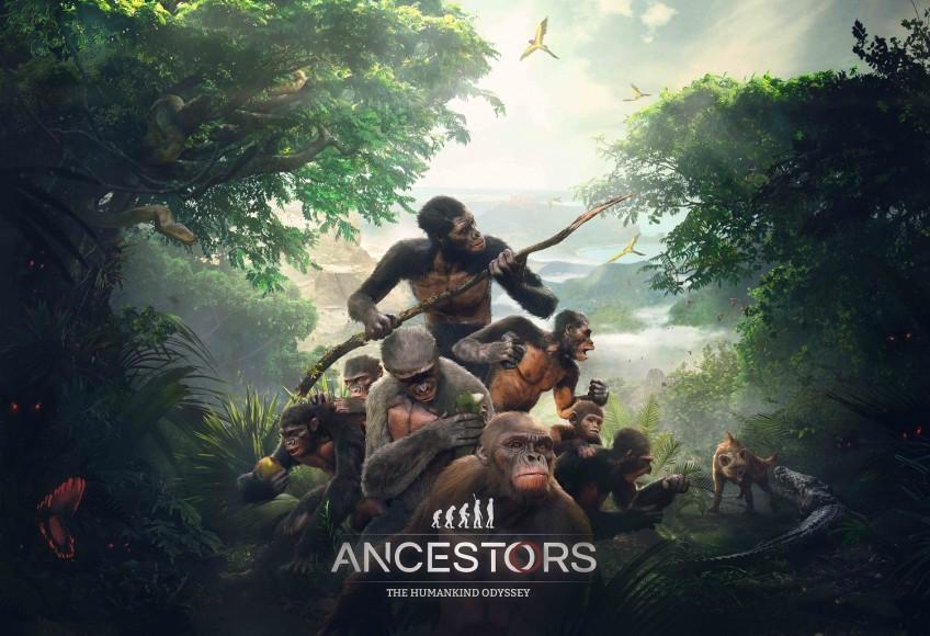 Дата выхода, новые скриншоты и трейлер Ancestors от создателя Assassin's Creed