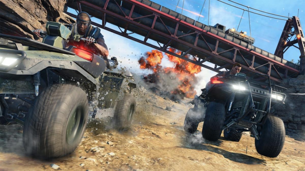 С беты создатели Call of Duty: Black Ops4 втрое снизили отзывчивость серверов