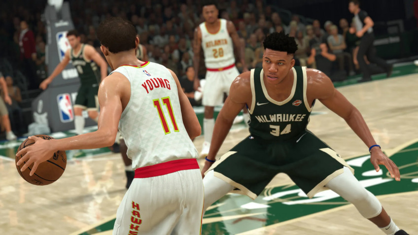 Демоверсия NBA 2K21 выходит24 августа на консолях