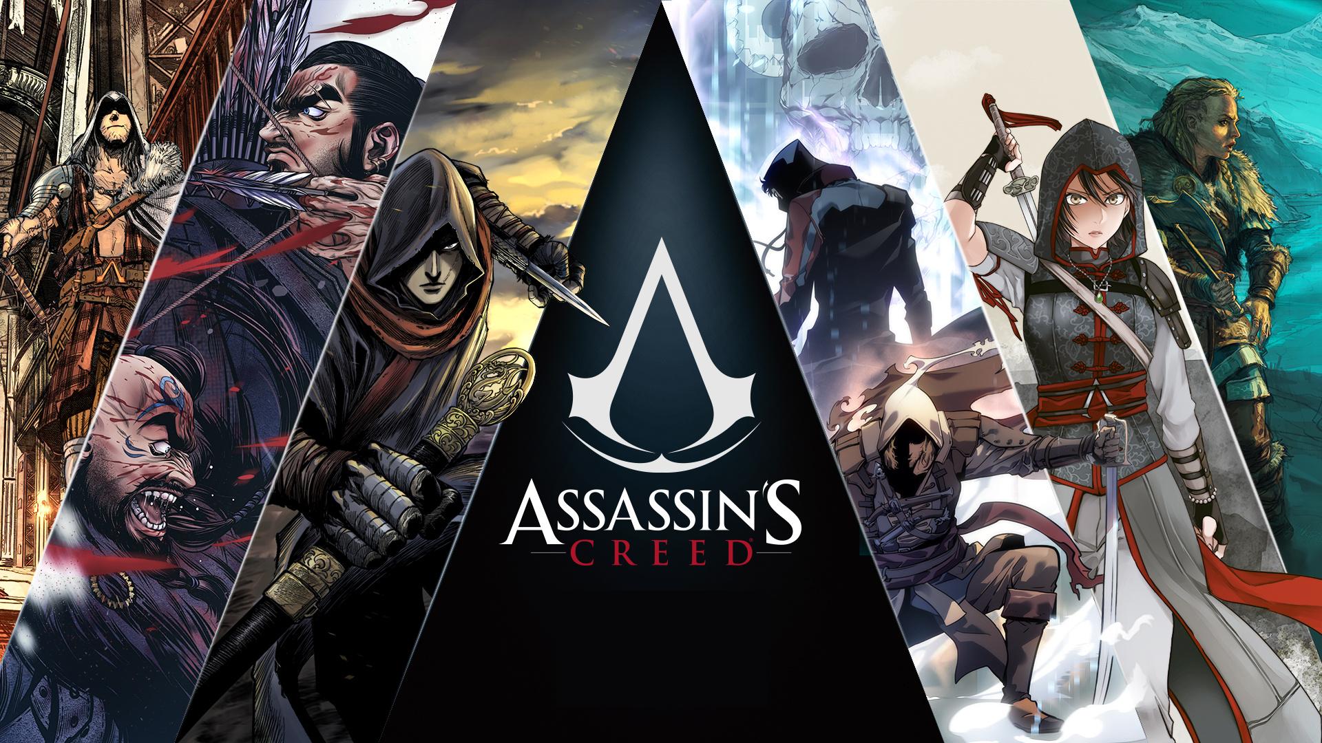 У произведений по Assassin's Creed появились классификации