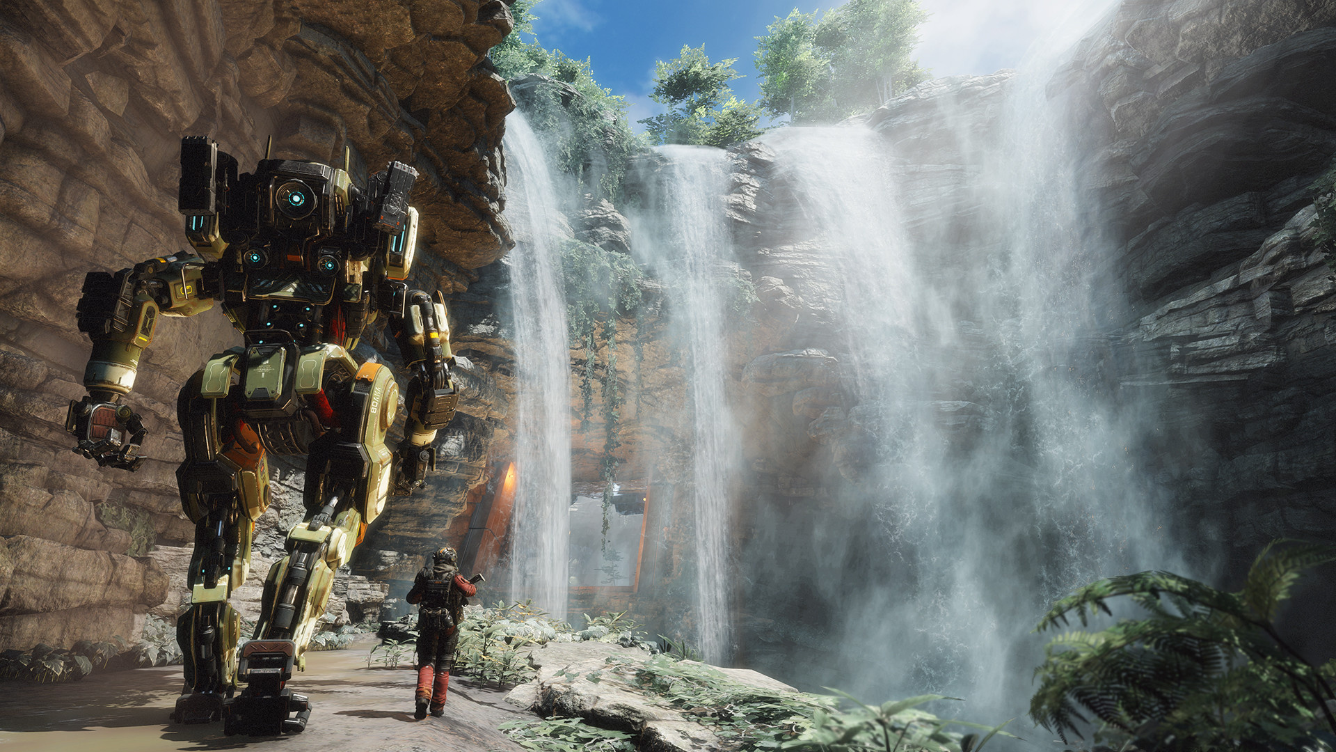 У Titanfall2 новый рекорд пикового онлайна в Steam
