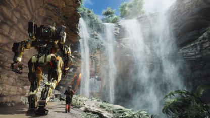 У Titanfall 2 новый рекорд пикового онлайна в Steam