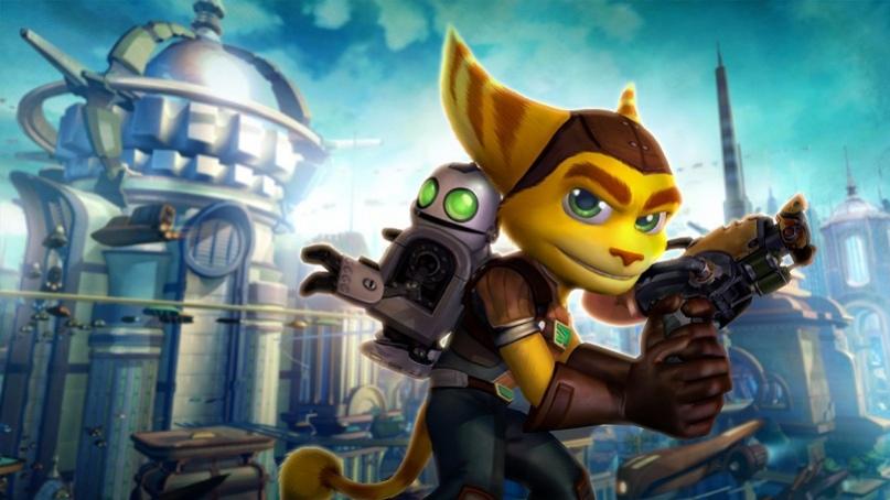 40 минут геймплея из новой Ratchet & Clank попали в сеть