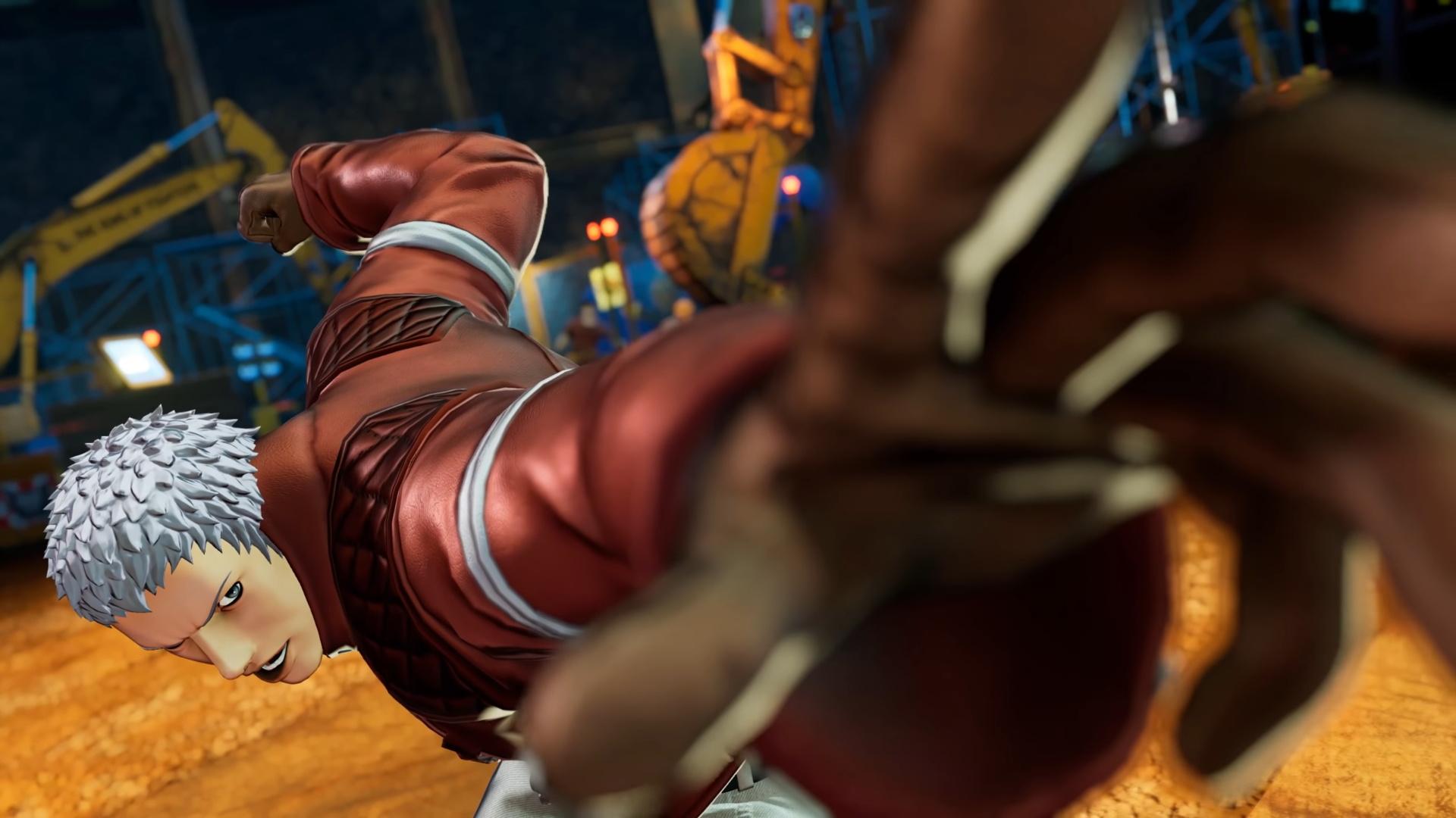 Ясиро Нанакасэ в новом трейлере The King of Fighters XV
