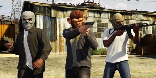 Режим Heists появится в GTA Online в начале следующего года
