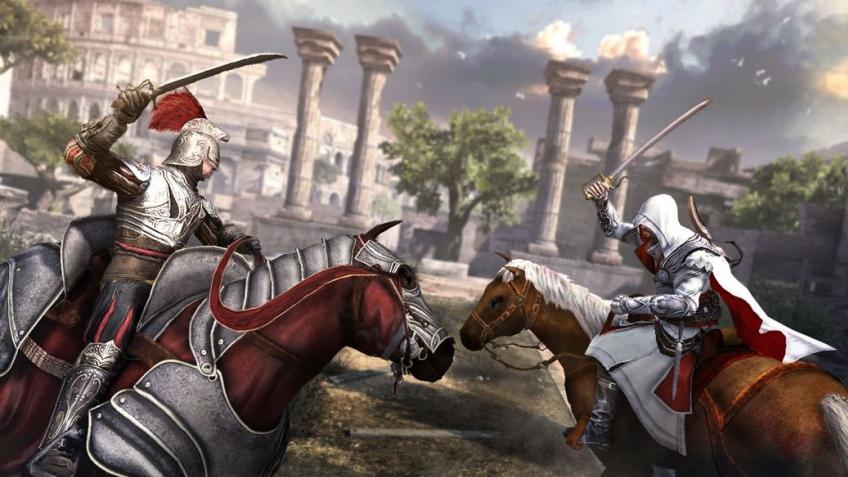 Новую Assassin's Creed соберут из обрезков?
