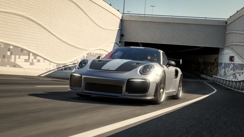 Разработчики Forza Motorsport7 показали Porsche 911 GT2 RS