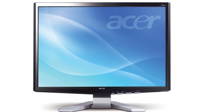 Новая линейка широкоформатных ЖК-мониторов от Acer