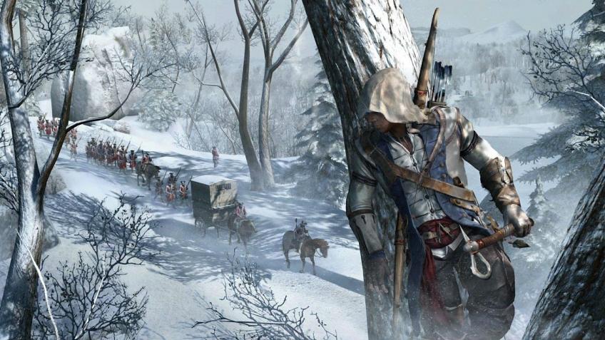 Насколько изменились лица в ремастере Assassin's Creed III после свежего патча?