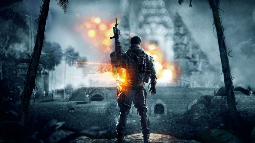 Утекла пара кадров из грядущего трейлера Battlefield6