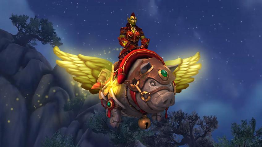 Blizzard продаёт World of Warcraft: Battle for Azeroth со скидкой до 60%