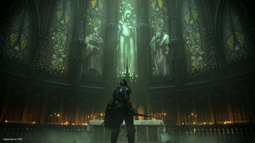 Ремейк Demon's Souls:6 минут геймплея, тенденции мира и другие детали