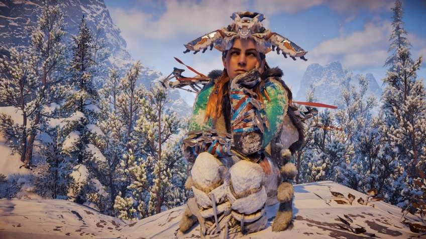 Horizon Zero Dawn сразится с Breath of the Wild за премии Game Developers Choice Awards
