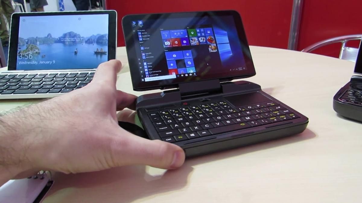 Карманный ноутбук для сисадминов получил больше памяти и подорожал
