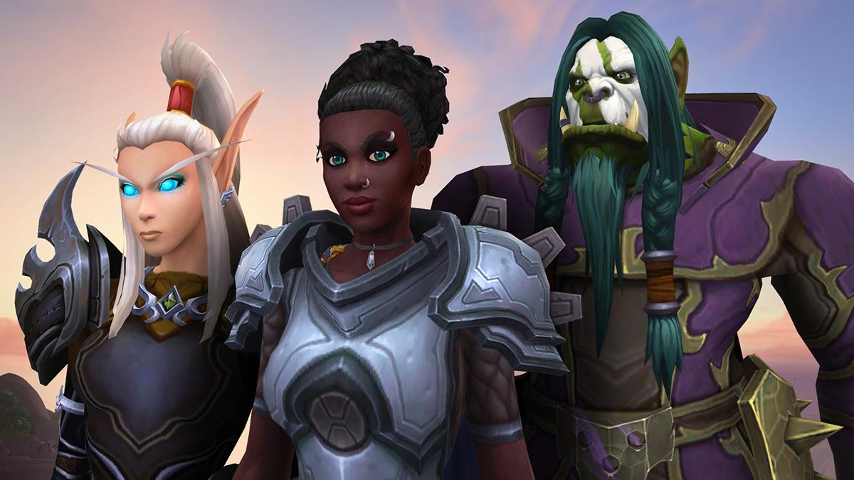 Прощай, Battle for Azeroth: в World of Warcraft установлен препатч Shadowlands