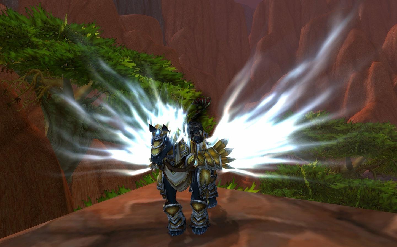 Покупателям World of Warcraft: Shadowlands предлагают выбрать себе маунта