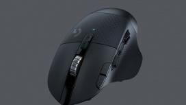 Игровая мышь Logitech G604 Lightspeed поддерживает разные режимы беспроводного подключения