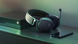 Steelseries представила беспроводную гарнитуру Arctis 9X для Xbox One