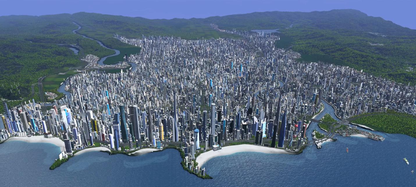 Создатели Cities: Skylines взялись за новую игру — вновь с Paradox