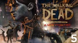 Вышел трейлер финального эпизода The Walking Dead: A New Frontier