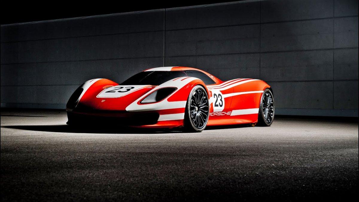 В новом ролике Gran Turismo7 показали концептуальный автомобиль Porshe