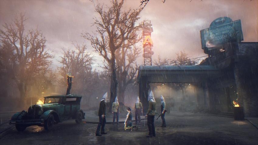 «Чертоги разума» и расизм в записи игрового процесса The Sinking City