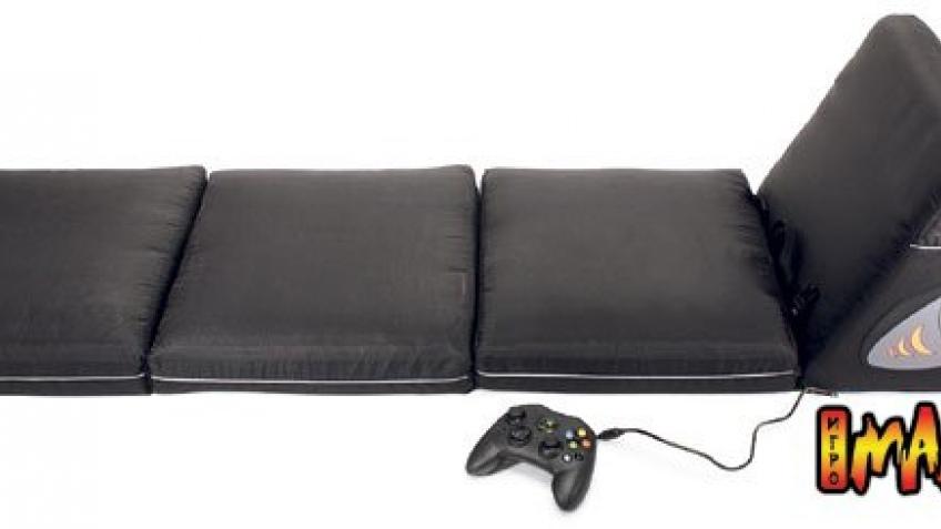 Кресло для ленивых геймеров