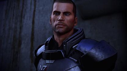 Оригинал и ремастер трилогии Mass Effect сравнили бок о бок