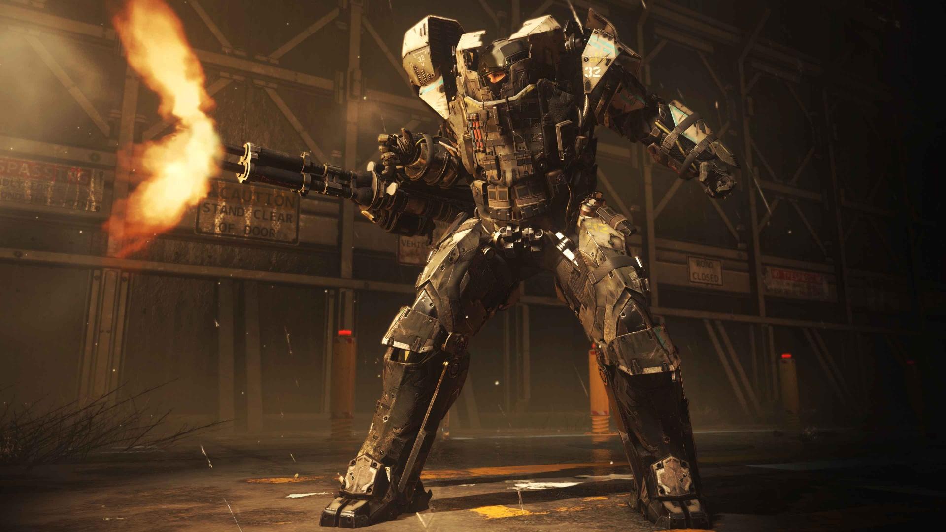 В новую Call of Duty не вернутся джетпаки, подтвердил дизайнер Treyarch