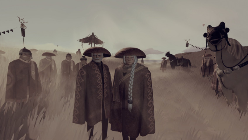 Создатели Sword and Sworcery анонсировали космическую одиссею Jett: The Far Shore