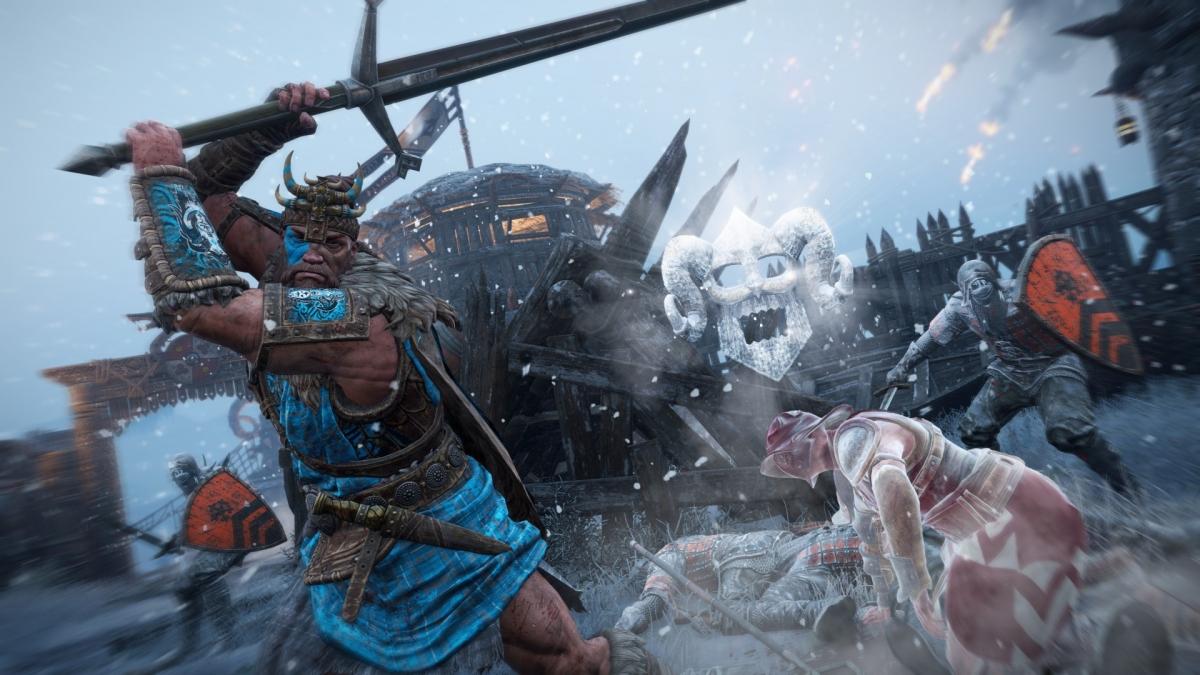 Ubisoft назвала дату начала 7-го сезона For Honor