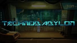 Киберпанковая игра Technobabylon вышла на iOS