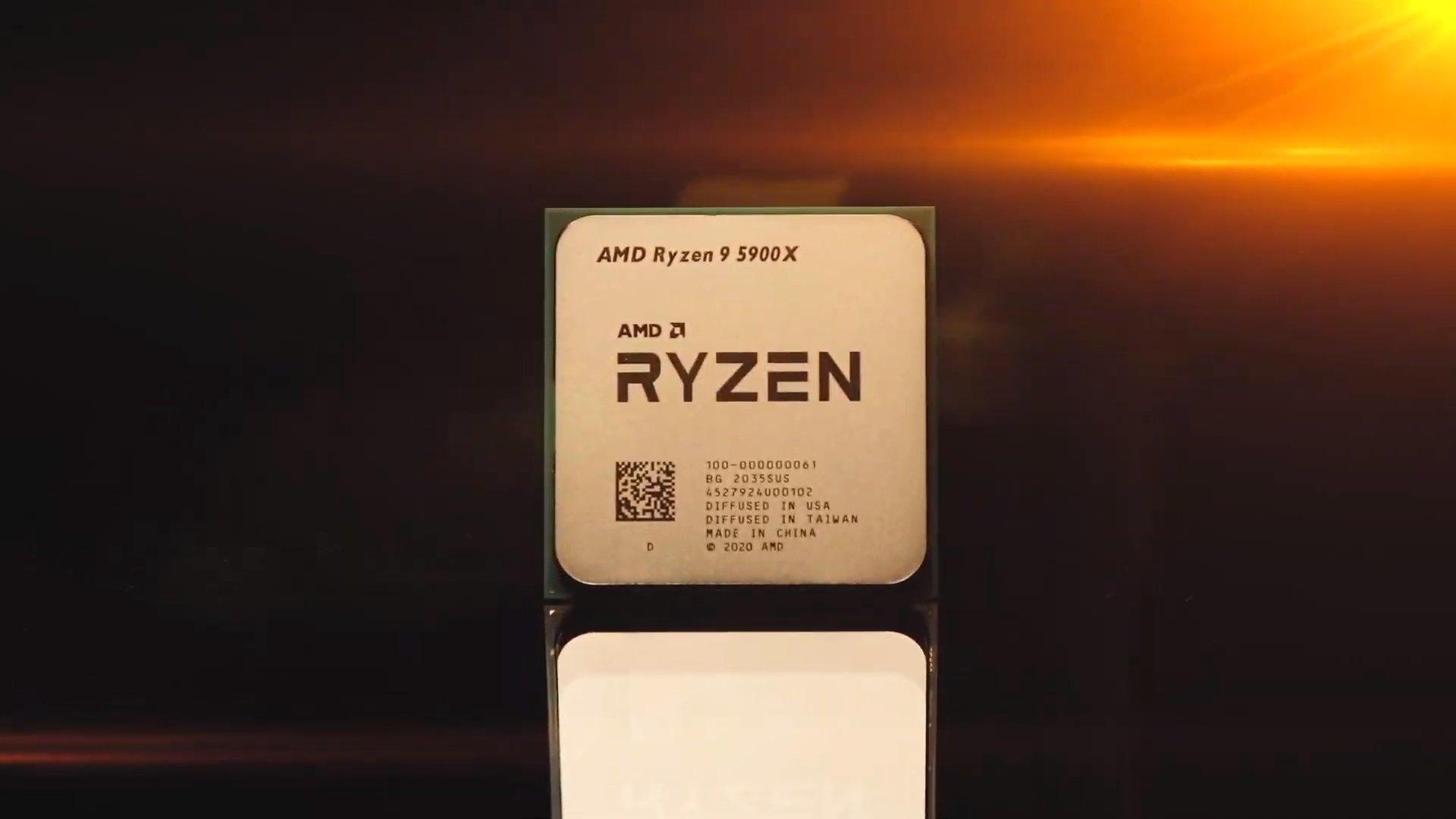 AMD представила новое поколение процессоров на базе Zen3 — Ryzen 5000