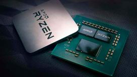 AMD Ryzen7 Pro 4750G оказался быстрее Ryzen7 3800XT