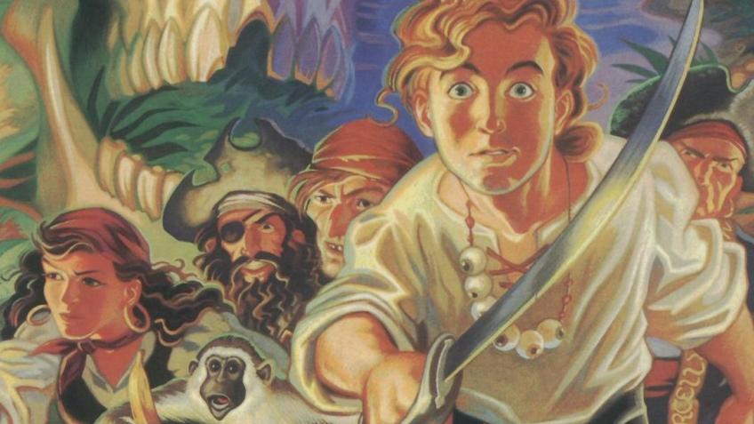 Monkey Island на Xbox 360