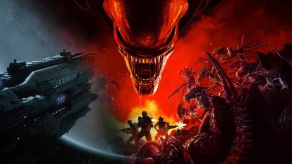 Разрушитель в бою: опубликованы записи игрового процесса Aliens: Fireteam Elite