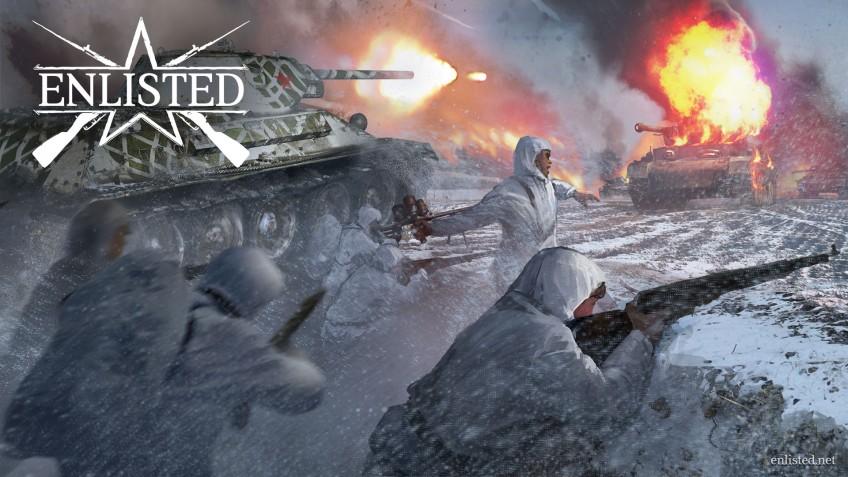 Gaijin Entertainment открыла доступ к военному шутеру Enlisted