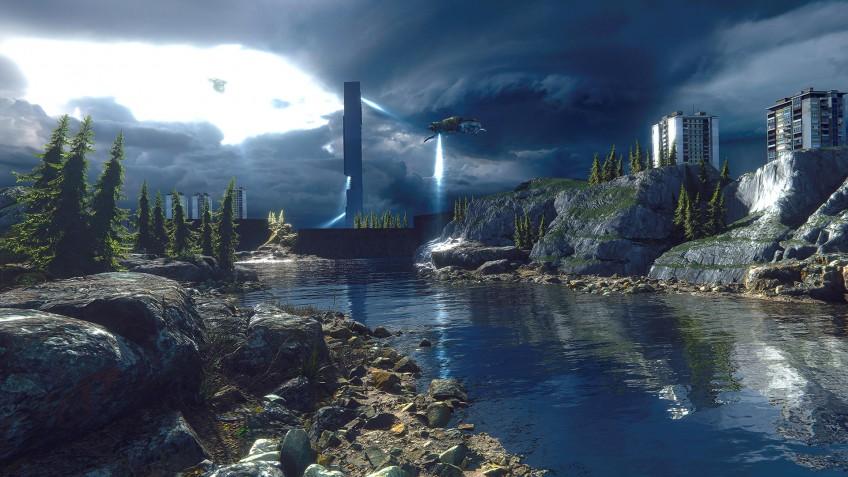 Энтузиаст показал скриншоты сцены из Half-Life2 на Unity
