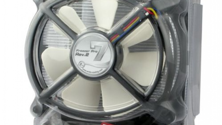 Arctic Cooling осовременит кулер Freezer 7 Pro