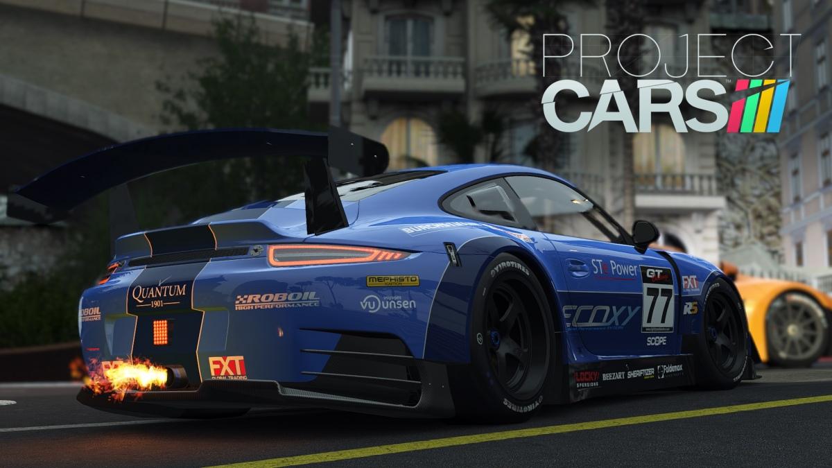 Project CARS готовится к выходу в новом трейлере