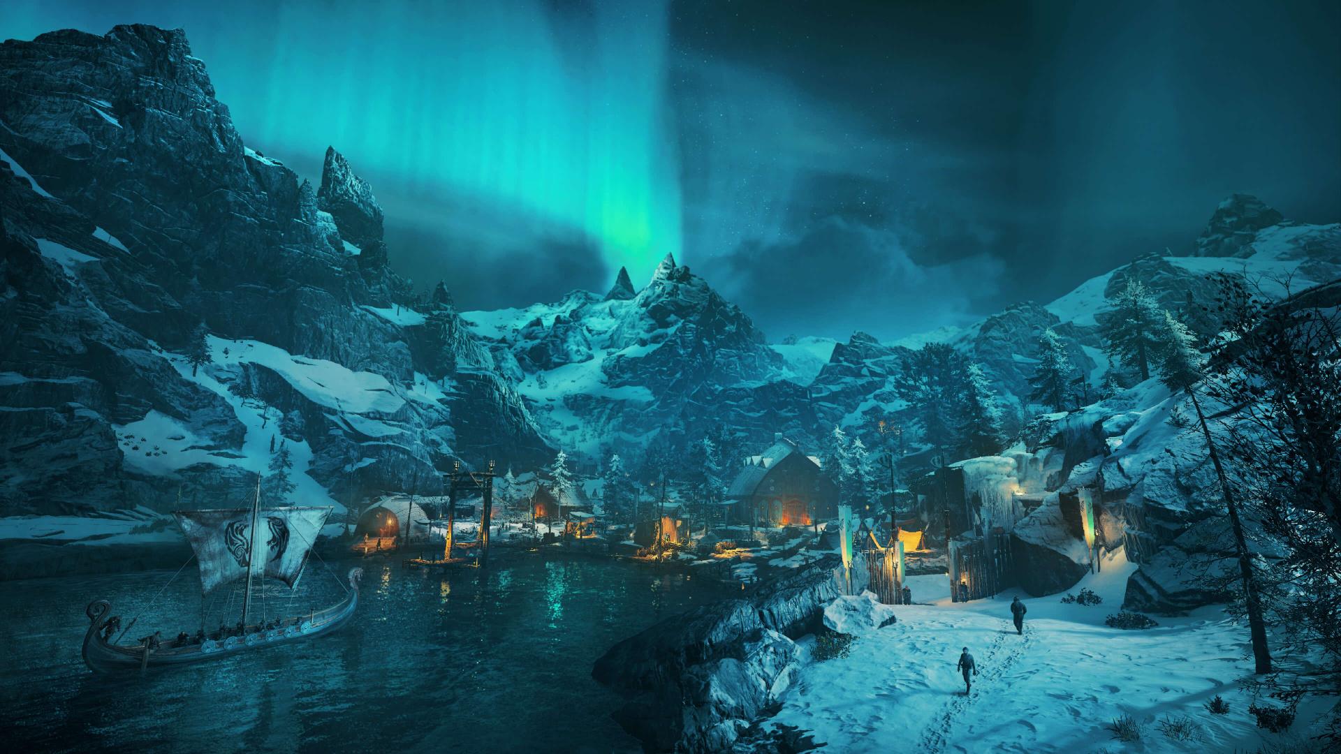 Крупные обновления для Assassin's Creed Valhalla теперь будут выходить реже